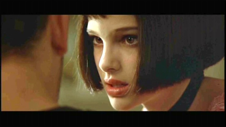 Natalie Portman as Mathilde in Leon the Professional