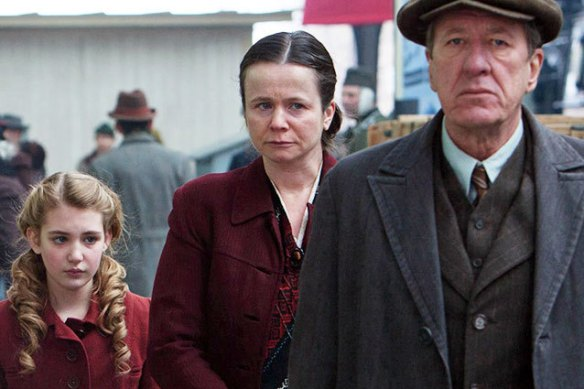 Hans, Rosa and Liesel