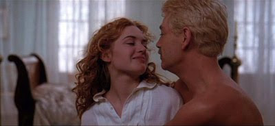 Branagh and Winslet giving the lie to Ophelia's protestations to her father