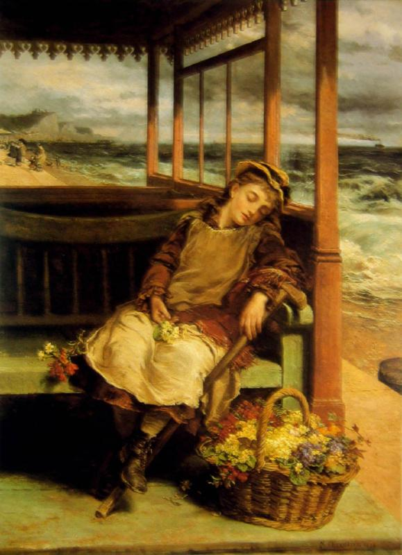 Weary, a Day at St Leonards