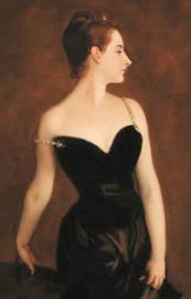 John Singer Sargent, 1884 - Madame_X_(original) - e