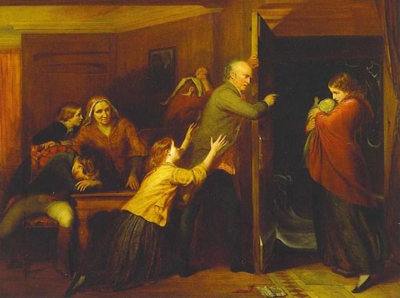 richard-redgrave-the-outcast-1851-ra