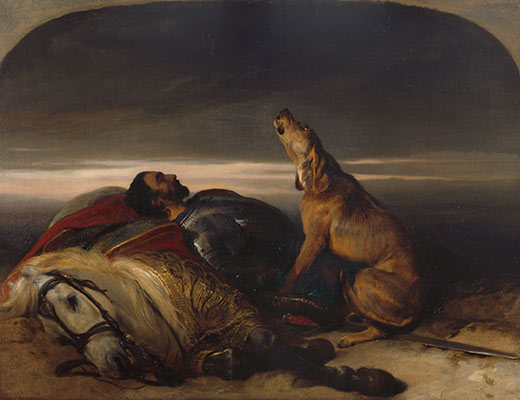 Royal-Landseer_FaithfulHound-WEB