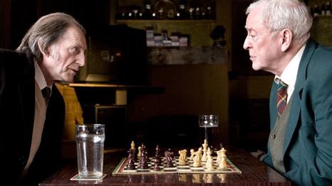 Len and Harry play chess in the local pub