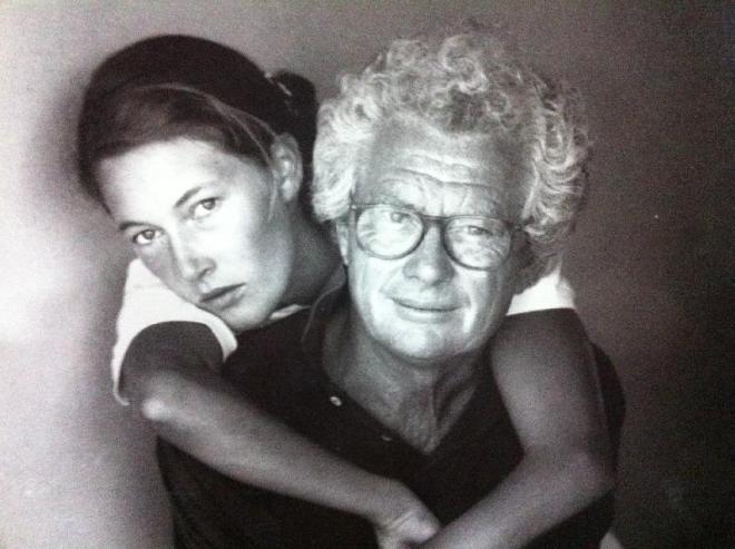 David Hamilton and Mona Kristensen