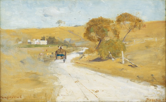 Arthur_Streeton_-_At_Templestowe_-_Google_Art_Project