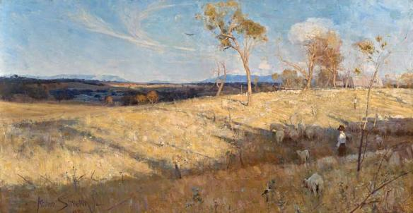 Golden_Summer_Eaglemont_Arthur_Streeton