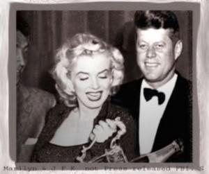 JFK and Munroe