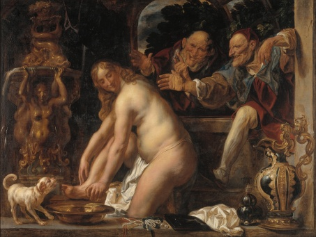 Jacob Jordaens Susanna and the Elders