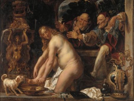 Jacob Jordaens Susanna and the Elders