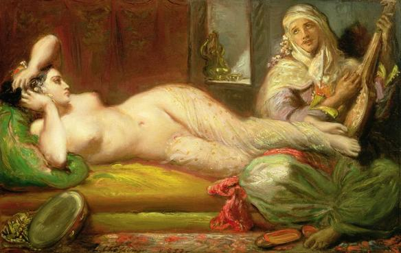 reclining-odalisque-theodore-chasseriau