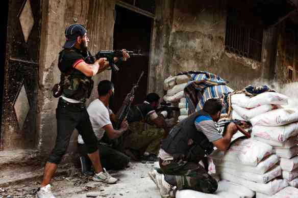 The Free Syrian Army may need a lot of  support to become a force capable of taking on both IS  and Assad's regime