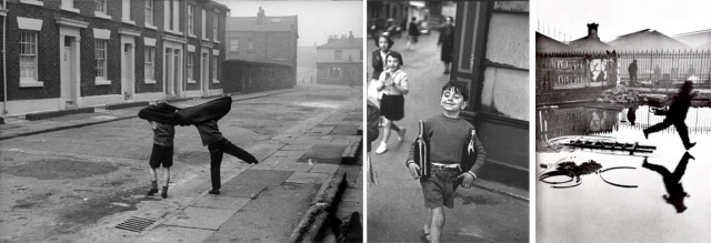 "Three of  Cartier Bresson's ""Decisive Moment"" photos"