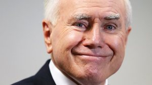 John Howard: capping fuel excise seemed like a good idea at the time