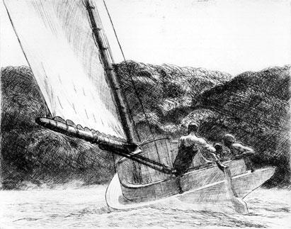 Hopper etching