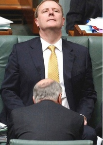 Costello regarded himself as a great Australian Treasurer. Despite Howard's obvious adulation, he wasn't