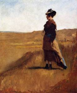 Woman_on_a_Hill__1875-1880