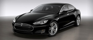 The Tesla S is available in Australia