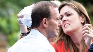 Peta Credlin patches up Tony Abbott  after a self-inflicted head wound. She will soon run out of Band-Aids