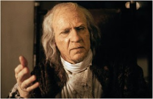 Poor Salieri, and he could not understand why God had punished him by making him a contemporary of Mozart