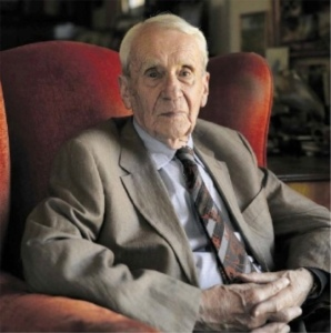 Christopher Tolkien: Son of JRR  and head of the trust that holds the film rights to the Silmarillion