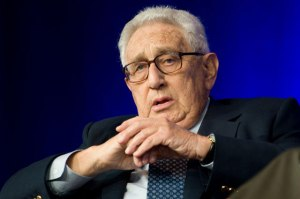 Henry Kissinger: still good at 92