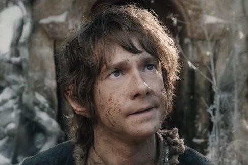Bilbo remains saddened and baffled by Thorin