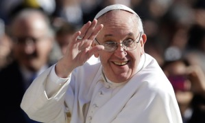 Pope Francis is probably the most enlightened Pope to date.