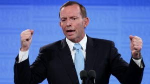 Leadership under siege: Abbott comes out punching