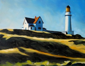 Lighthouse Hill 1927