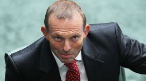 Tony Abbott: You want to find terrorists? Just go down to Centrelink  or to a citizenship ceremony.