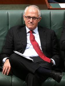 Electing Malcolm Turnbull may just be a blip