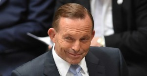 Tony Abbott is widely mistrusted in the electorate