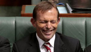 Tony Abbott: Eyes wide shut when it comes to public opinion about its policies