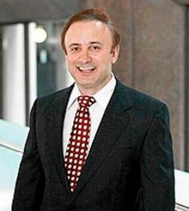 Tom Karas.: Money lender and alleged associate of Tony mock bull