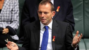 Tony Abbott weighs his options on the Bali executions