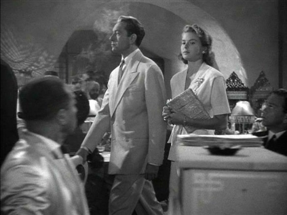 Victor and Ilsa: Clearly not one of the great romances.