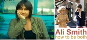Ali Smith and the cover of