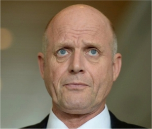 Liberal Democrat senator David Leyonhjelm: unrepentantly feral