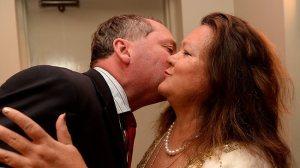 Is Barnaby Joyce too close to Gina Rinehart?