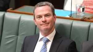 Another gormless idea from Christopher Pyne