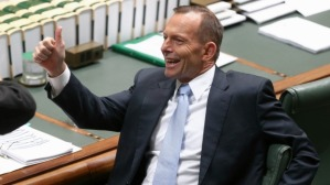 Tony Abbott: F#*k the first homebuyers, my house is going up in value.