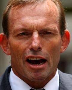 Tony Abbott  attacks the ABC not the  terrorists