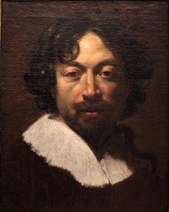 Simon Vouet self portrait