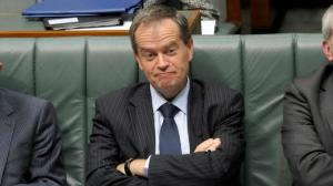 Bill Shorten  missing in action (again) on the issue of Q&A