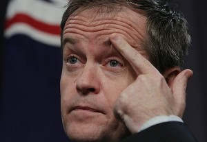 Shorten needs to come up with some ideas to shift the political debate