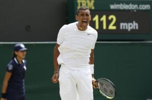 Nick Kyrgios: not being treated with sufficient respect
