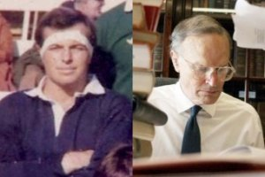 The judge, the footballer and the Rhodes scholarship