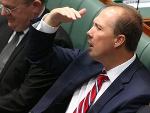 Peter Dutton checking for jihardists