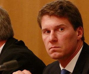 Cory Bernardi sees himself as the darling of the right